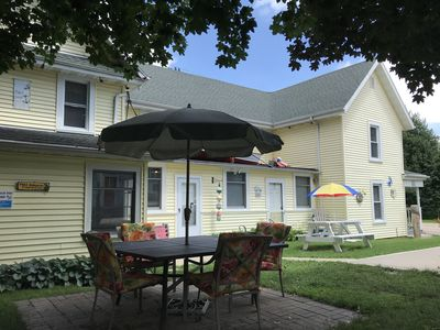 Photo for Sleeps 15! DOWNTOWN LAKE GENEVA Fully Licensed for Weekend Rentals!