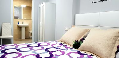 Photo for LAIA HOME WITH GARAGE AND WIFI next to the subway