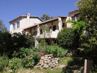 Photo for La Cigale Provence Méounes, green Provence, near the sea, calm, without opposite