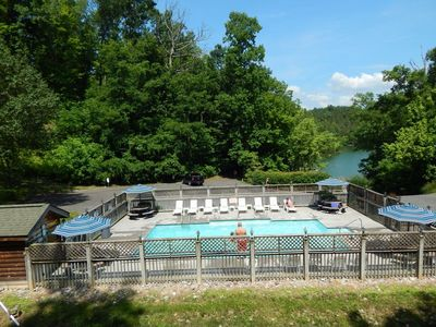 Photo for **GREAT DEALS** Lake Access, Swimming Pool, Walking distance to Lake, 20 Mins PF