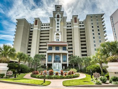 Photo for Large Oceanfront Four Bedroom Condo - Available by Luxury Beach Rentals