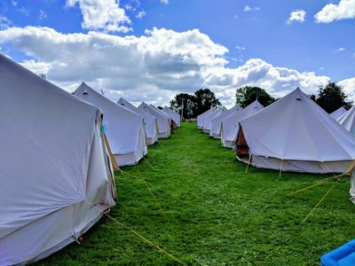 Photo for Yippee Tents - The Open Boutique Campsite