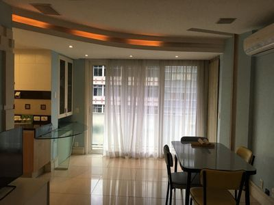 Photo for Apartment in Rio de Janeiro with Lift, Parking, Internet, Washing machine (1023166)