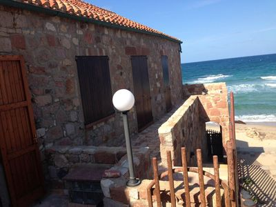 Photo for Homerez last minute deal - Amazing house with sea view