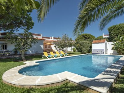 Photo for Roche Villa, Sleeps 6 with Pool, Air Con and WiFi