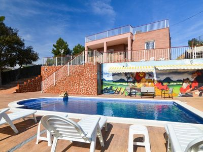 Photo for Club Villamar - Comfortable, fully equipped four-bedroom villa with private pool for optimal enjo...