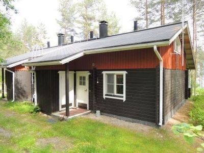 Photo for Vacation home Laferte 1 in Lieksa - 8 persons, 2 bedrooms