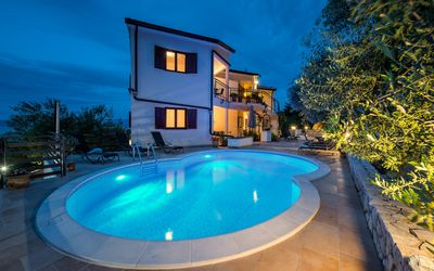 Photo for Holiday apartment with pool use, sauna and whirlpool