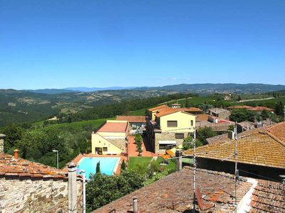 Photo for Apartment Residence La Pieve  in San Donato in Poggio (FI), Florence and surroundings - 5 persons, 2 bedrooms