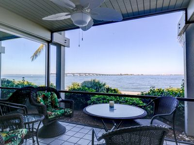 Photo for Mariner Pointe #1051: Incredible Bay Front Views, Great Location & Amenities!