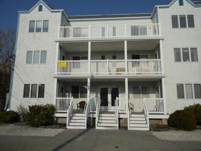 Photo for 8 Houses From The Beach!  See and hear the Ocean from our clean 3rd Floor Condo.