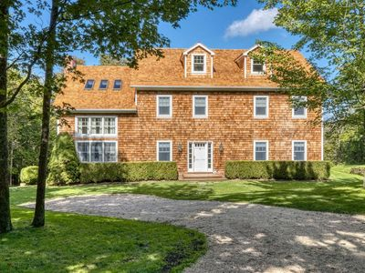 Photo for Spacious Secluded Colonial Home w/ Pool & Waterviews