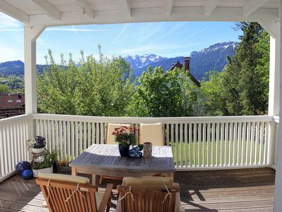 Photo for Very large apartment with stunning mountain views (**** DTV) & KöngisCard