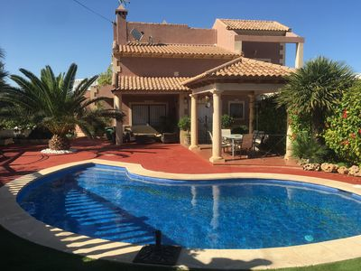 Photo for Villa for Rent in Los Balcones with panoramic views of Salinas Del Mar