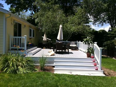 Photo for Narragansett Completely renovated 4 Bedroom & 2 Bath House with 4 beach passes