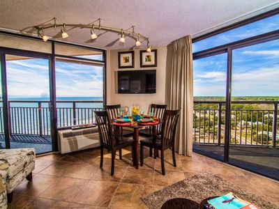 Photo for WOW PENTHOUSE 39/ SUPER LARGE 2 BALCONIES/ CORNER CONDO/KING/BEST VIEW IN TOWN!