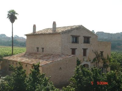 Photo for Self catering Masía Manye for 12 people