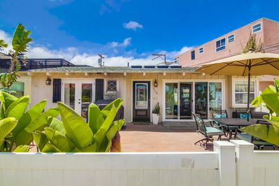 Single story 3 bed home close to the beach and bay
