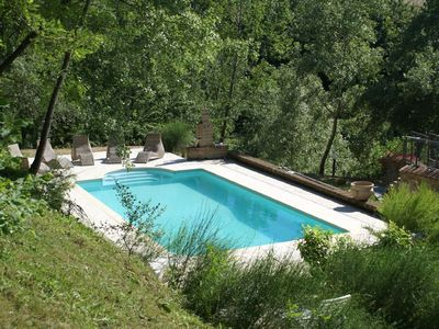 Photo for Lovely Holiday Home in Santa Vittoria In Matenano with Pool