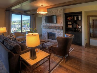 Photo for Edgemont 2703: 2 BR / 2 BA condo in Steamboat Springs, Sleeps 6