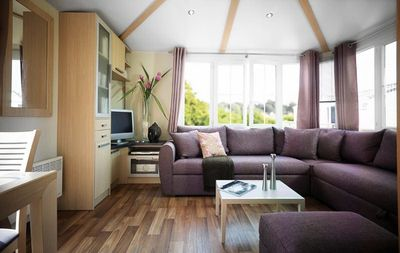 Photo for Residential Camping La Pinède **** - Mobile Home Charleston 3 Rooms 6 Persons Residential