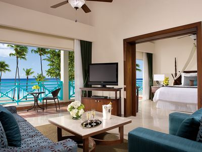 Photo for Romantic Stay at Luxurious Beach Front Resort - Dreams La Romana All Inclusive