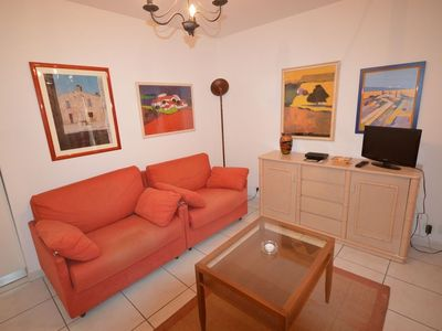 Photo for Apartment in the center of Cannes with Internet, Lift, Terrace, Washing machine (528196)