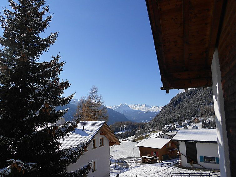 Holiday house 83545, Alvaneu, Grisons