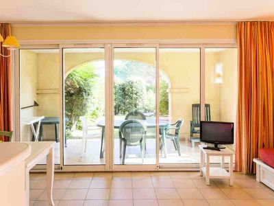 Photo for Village Pierre & Vacances Pont Royal en Provence *** - Apartment 2/3 rooms 6/7 people Standard