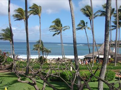 Photo for Fabulous View,  Napili Shores H263.  1 bedroom, ocean view