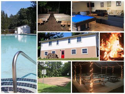 Photo for Your Own Private 50-Acre Country Getaway for EXCLUSIVE use of up to 40 Guests