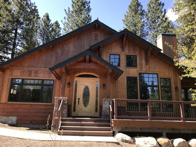 Photo for Book your vacation getaway in this gorgeous, well appointed McCall cabin!