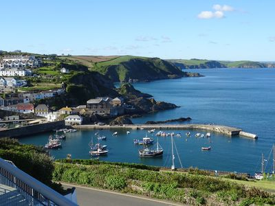Photo for 2BR Apartment Vacation Rental in Mevagissey