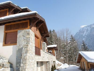 Photo for 4 bedroom Apartment In Morzine, Portes Du Soleil, French Alps