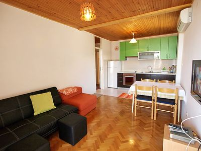 Photo for Apartment Karmen in Petrčane - 5 persons, 2 bedrooms