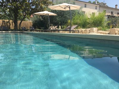 Photo for Large house completely renovated 8 pers pool 12X4,5
