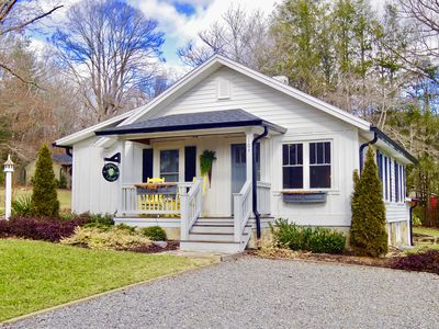 Photo for Dogwood Cottage-Walk to Downtown Black Mountain