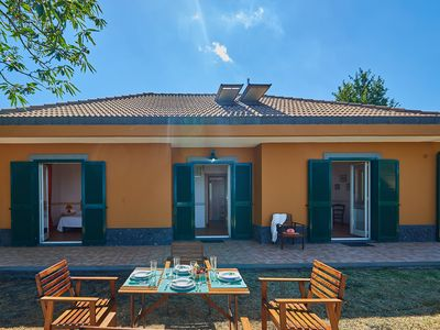 Photo for Villa Cocuzzolo - the Houses of Etna - VILLA WITH PRIVATE POOL AND GARDEN
