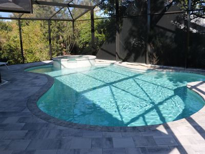 Photo for Casa Bonita - Private Tropical Paradise w/ Salt Pool - 5 Minutes from the Beach