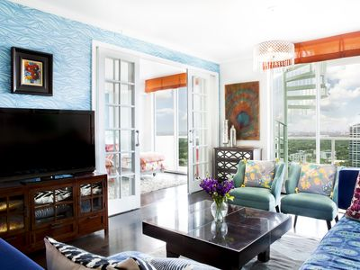 Luxury Penthouse w/Private Rooftop Terrace in Coconut Grove Hotel!