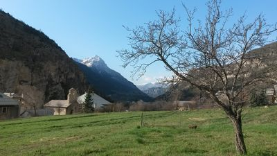 Photo for renovated house near Briancon greenhouse south full knight