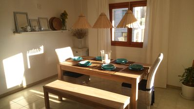 Photo for Newly Refurbished Apartment On The Mediterranean Fishermens Port Of Cala Figuera
