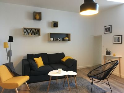 Photo for Quiet and cozy in the heart of the historic center of La Rochelle