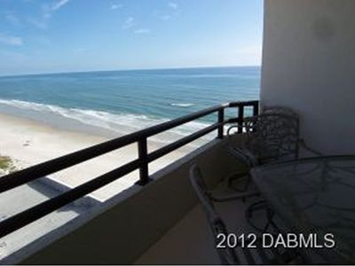 Photo for 14th Floor Breathtaking 280 Degree Views Of The Ocean And River