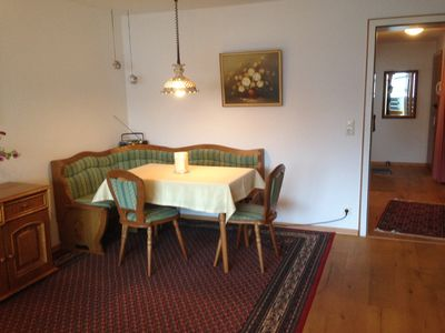 Photo for Beautiful, bright 1-room apartment, kitchenette, balcony
