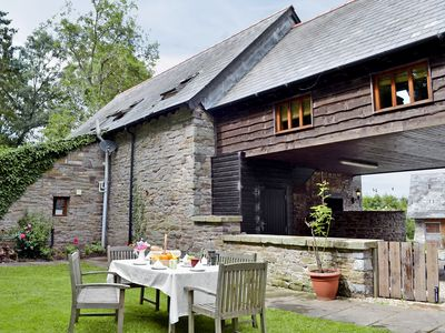 Photo for 5 bedroom accommodation in Three Cocks, near Hay-on-Wye
