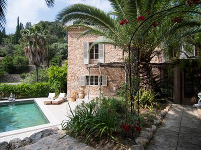 Photo for Charming house in the heart of Deia