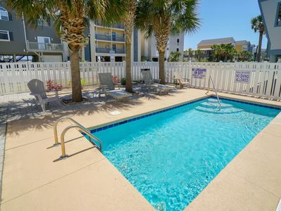 Photo for **ALL-INCLUSIVE RATES** Bons Temps - Ocean View & Private Pool
