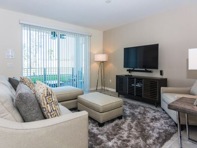Photo for Luxury on a budget - Storey Lake Resort - Welcome To Relaxing 2 Beds 2 Baths Townhome - 9 Miles To Disney