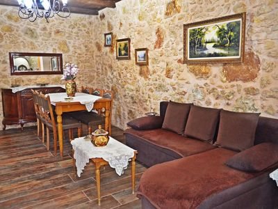 Photo for Mpampis Guesthouse - A true historical pansion